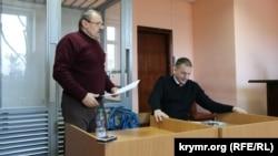 Василь Ганиш в суді