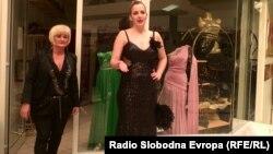 Nagrađena haljina,foto: Željka Mihaljević