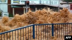 Наводнение в городе Тувумба, штат Квинсленд