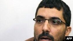 Дирар Абу Сиси. Израиль, 31 наурыз 2011 жыл.