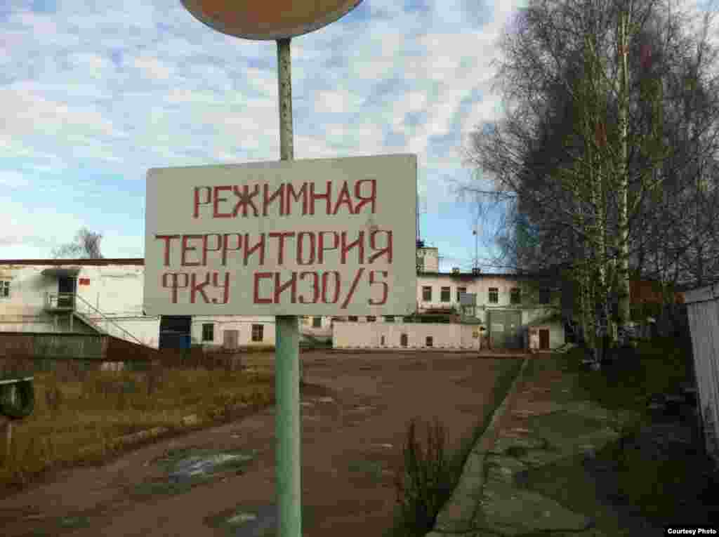 But parts of the former Gulag camp are still being used for detentions.