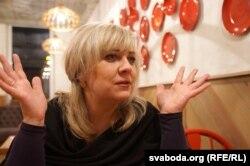 Ольга Ахроменко