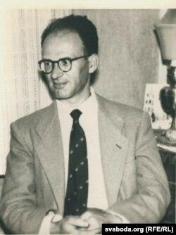 Алесь Салавей. 1950-я гады