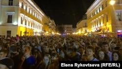 Одесса в День города
