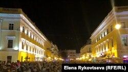 Ілюстраційне фото. Святкування Дня міста. Одеса, 2 вересня 2015 року