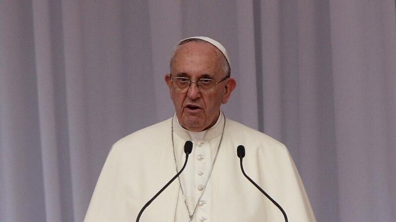 папа франциск распространение дезинформации грех