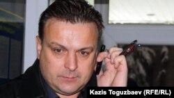 Адвокат Алексей Плугов. Алматы, 19 наурыз 2012 жыл.