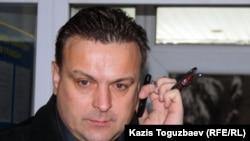 Алексей Плугов, адвокат лидера оппозиции Владимира Козлова.