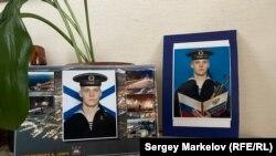 Погибший рабочий Матвей Кучеров