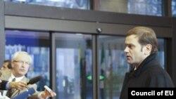 Shefi i delegacionit të Serbisë në bisedimet me Kosovën, Borisllav Stefanoviq - foto arkiv