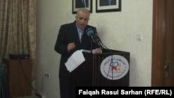 الشاعر العراقي مكي النزال
