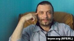 Координатор Крымской полевой миссии по правам человека Андрей Юров