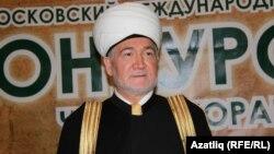 Русия мөфтиләр шурасы рәисе Равил хәзрәт Гайнетдин