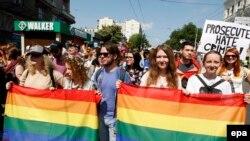 Парад в Киеве. 18 июня 2017 года