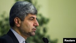 "Iranian Foreign Ministry spokesman Ramin Mehmanparast described the U.S. allegations as ""totally baseless."""