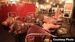 Ошский рынок. Иллюстративное фото.