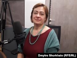Олександра Козак, палеопатологиня