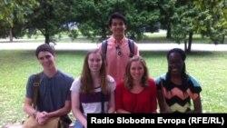 Američki stipendisti u Sarajevu