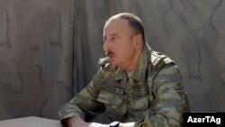 Президент Азербайджана Ильхам Алиев, 6.08.2014