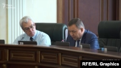 Член ВРП Матвійчук: відповідно до регламенту, заяву про звільнення Литвиненко залишили без розгляду