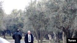 Aqil Xəlil fevralın 22-də «Zeytun Bağları» adlanan ərazidə döyülüb