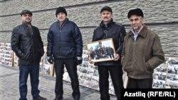 Сулдан: Булат Гатин, Зиннур Әһлиуллин, Мөнир Ситдыйков, Рифат Бәдертдинов