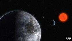 سیاره جدید کشف شده ۲۰ سال نوری يا معادل ۱۹۳ تريليون کيلومتر از زمین فاصله دارد.