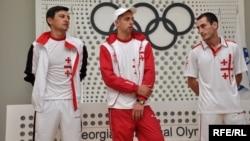 Olimpiyada Gürcüstanı təmsil edəcək idmançılar