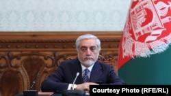 عبدالله عبدالله، رئیس شورای عالی مصالحه ملی