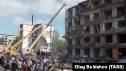 Теракт Буйнакскехь, 1999 шо