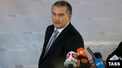 Сергій Аксьонов (архівне фото)
