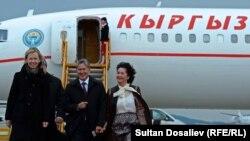 Кыргызстандын президенти А. Атамбаевдин Европага сапары Австриядан башталды. 22-март, 2015-жыл