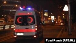 تصاویر رادیو فردا از آنکارا ساعاتی پس از قتل سفیر روسیه