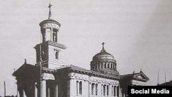 Бүген курчак театры урнашкан чиркәү бинасы 100 ел элек