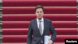 Премиерот на Холандија Марк Руте
