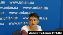 Надія Савченко, 2 серпня 2016-го