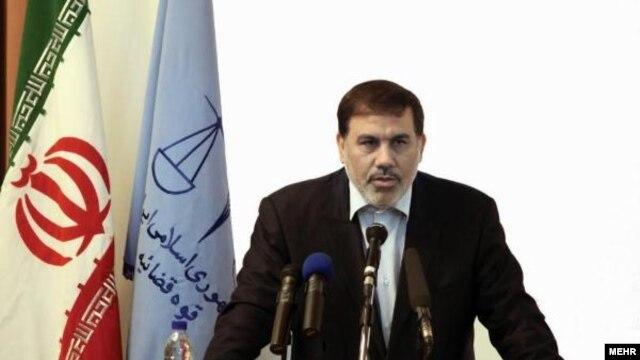 اصغر جهانگیر، رئیس سازمان زندان های ایران