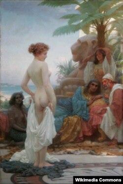 Эрнэст Норманд, «Белая рабыня» (1894)