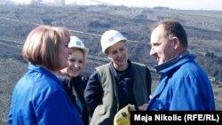 U razgovoru sa rudarom i novinarkom RSE