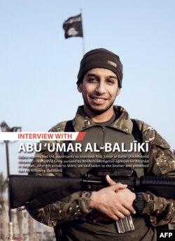 Абдельхамид Абауд, известный также как Абу Умар аль-Бельджики