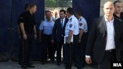 "Премиерот Зоран Заев, го посети Казнено-поправниот дом ""Идризово""."