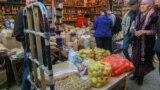 Ош базары. Бишкек.