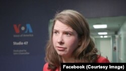 Мелинда Геринг з аналітичного центру США Atlantic Council