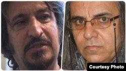 از راست: کبودوند و طبرزدی