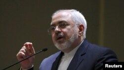 محمدجواد ظریف وزیر خارجه ایران