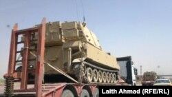 قوات أميركية منسحبة من العراق