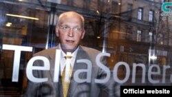 TeliaSonera президенти Ларс Нюберг.