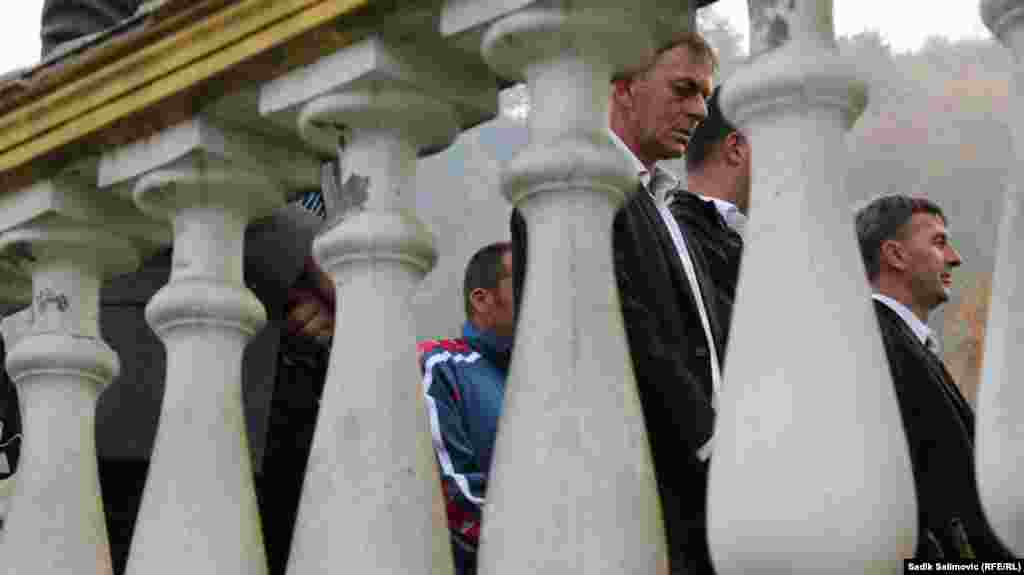 Srebrenica, 15. oktobar 2013.