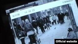 Imagine din emisiunea Fakt a TV ARD