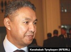 Депутат парламента Казахстана Азат Перуашев.